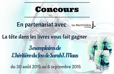 Concours Keleana 3