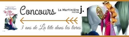 Concours La Martinière J Fiction