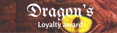 Tag Dragon's loyalty award