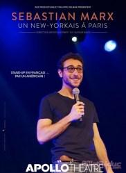 un new yorkais à paris